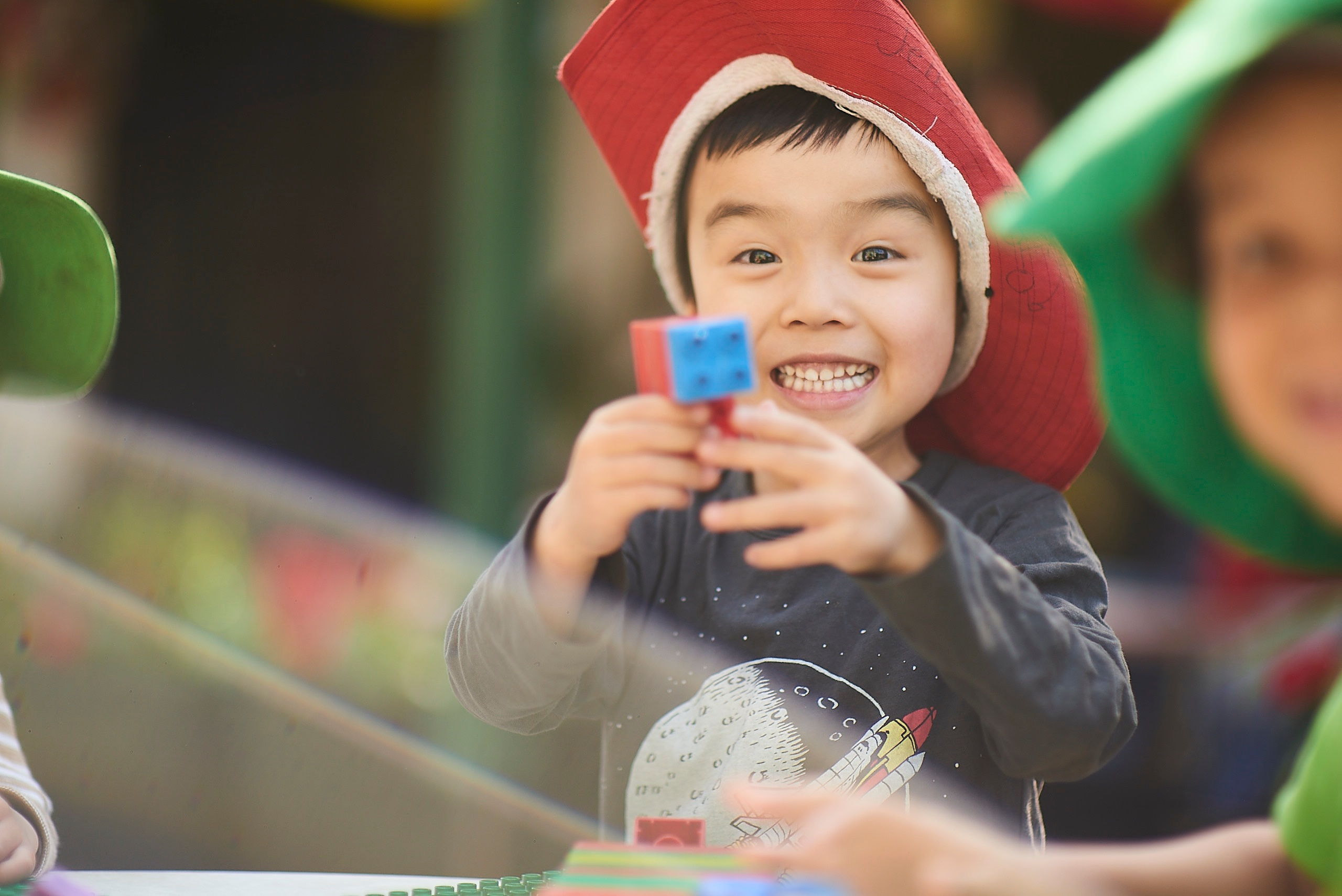 Is childcare good for my child's cognitive development?