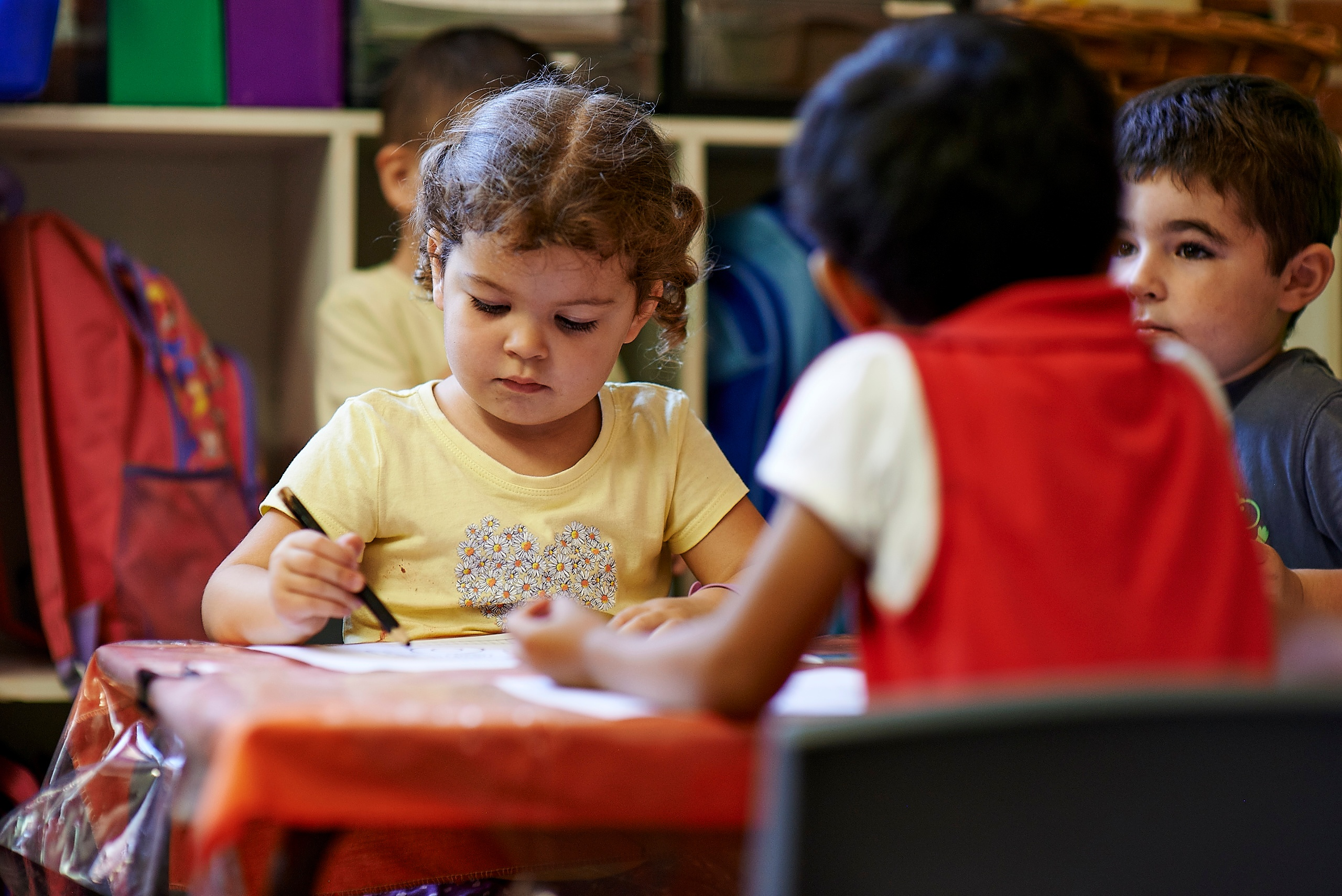 Facilitating the development of speech in young children